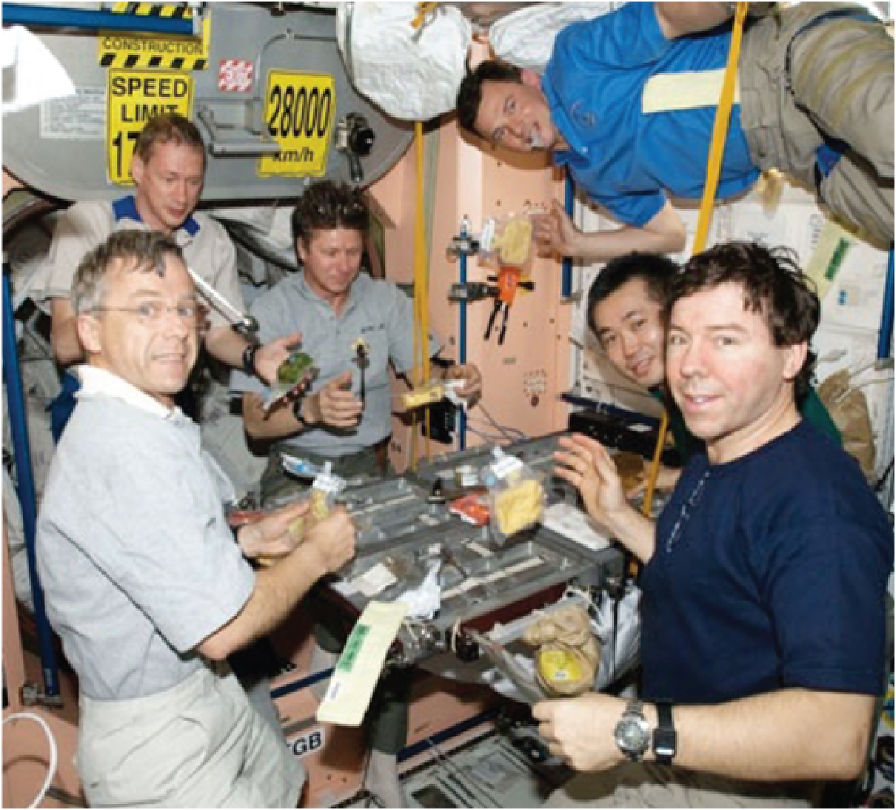 what would astronauts eat in space - photo #41